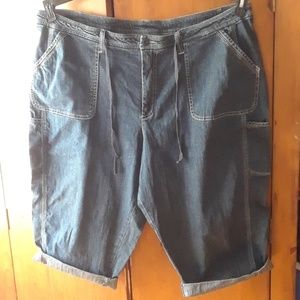 Riders by Lee Cargo Jean Shorts (18)